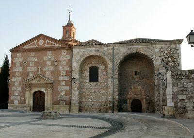 Capilla del Oidor en Alcalá de Henares