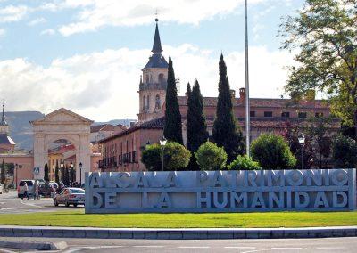 Rotonda Alcalá Patrimonio de la Humanidad